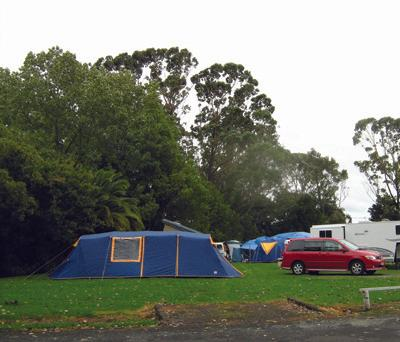 Parakai Springs Campground