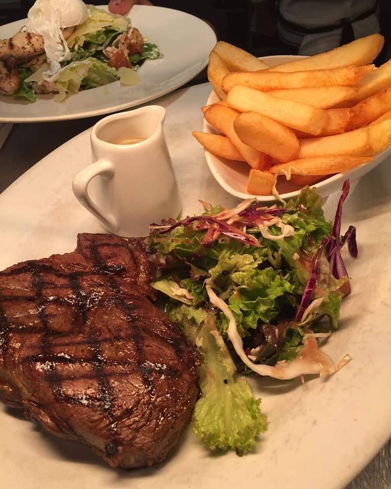 Brazz Steakhouse Bar & Grill