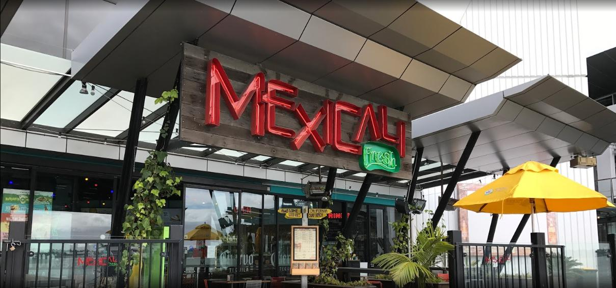 Mexicali Fresh Princes Wharf