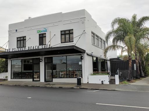 The Pt Chev Beach Cafe