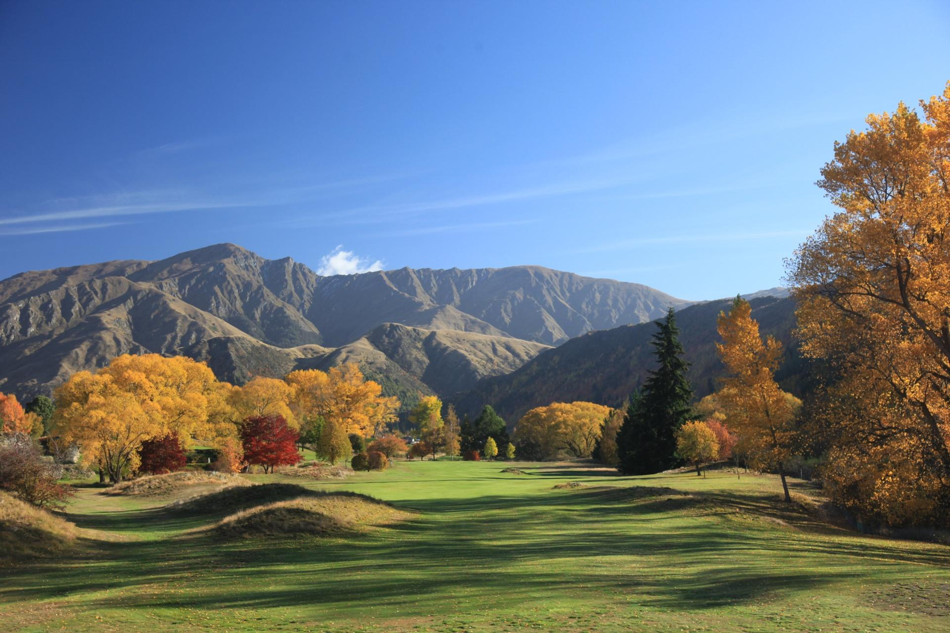 The Hills (Arrowtown) Golf Course