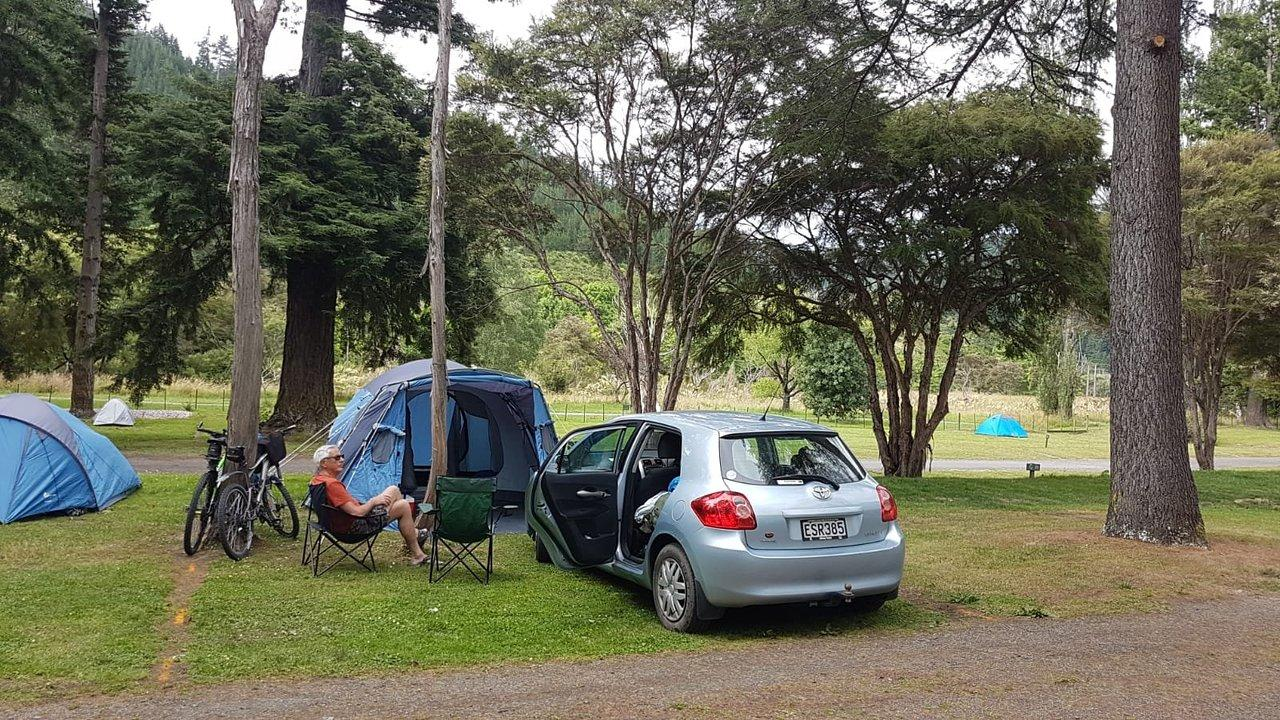 Maitai Valley Motor Camp