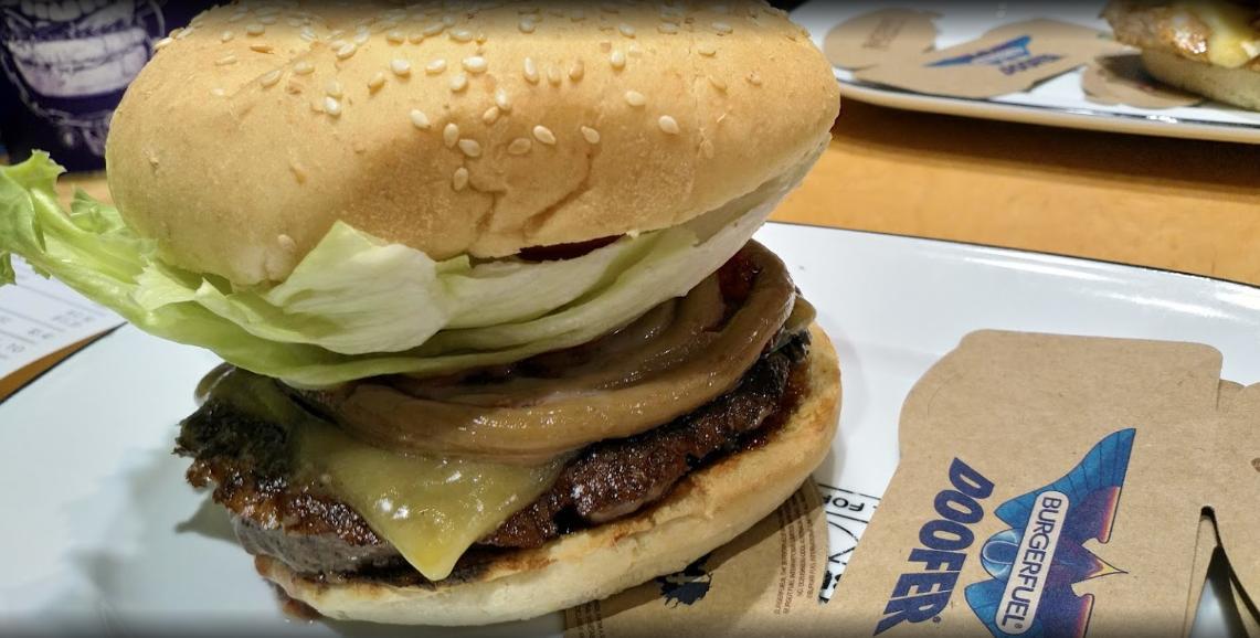 BurgerFuel Taupo