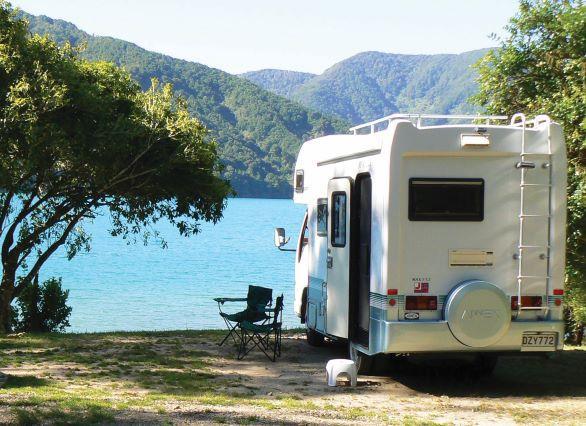 Aussie Bay Campsite
