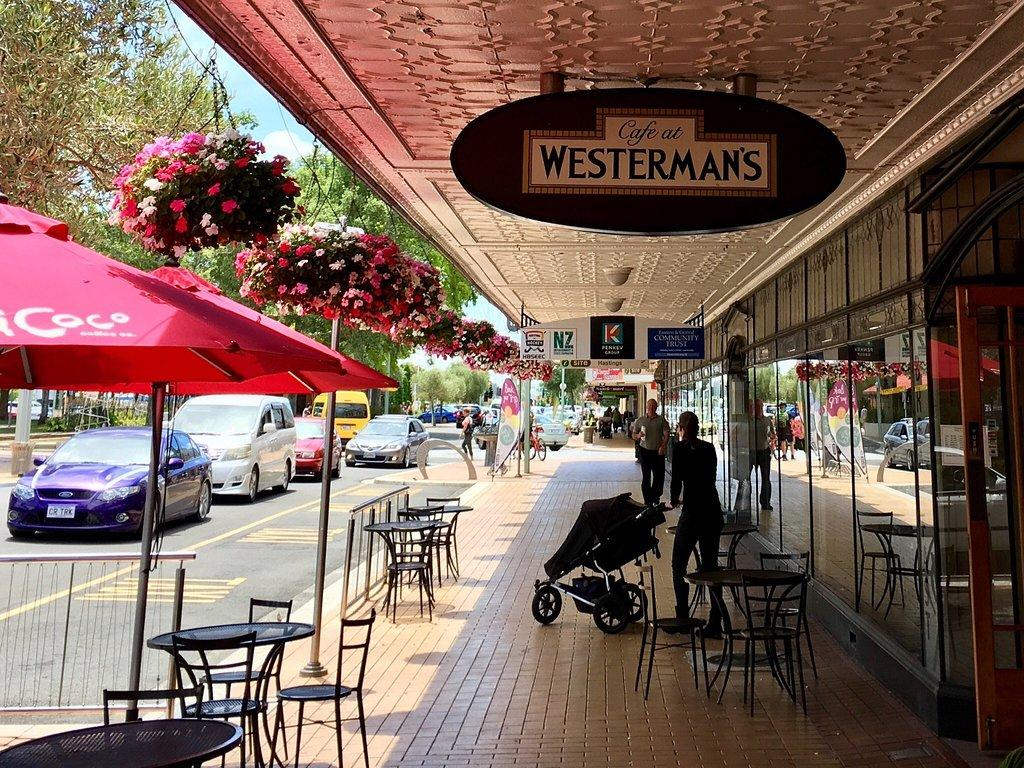 Cafe At Westermans