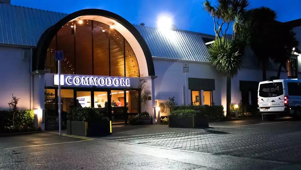 Commodore Airport Hotel
