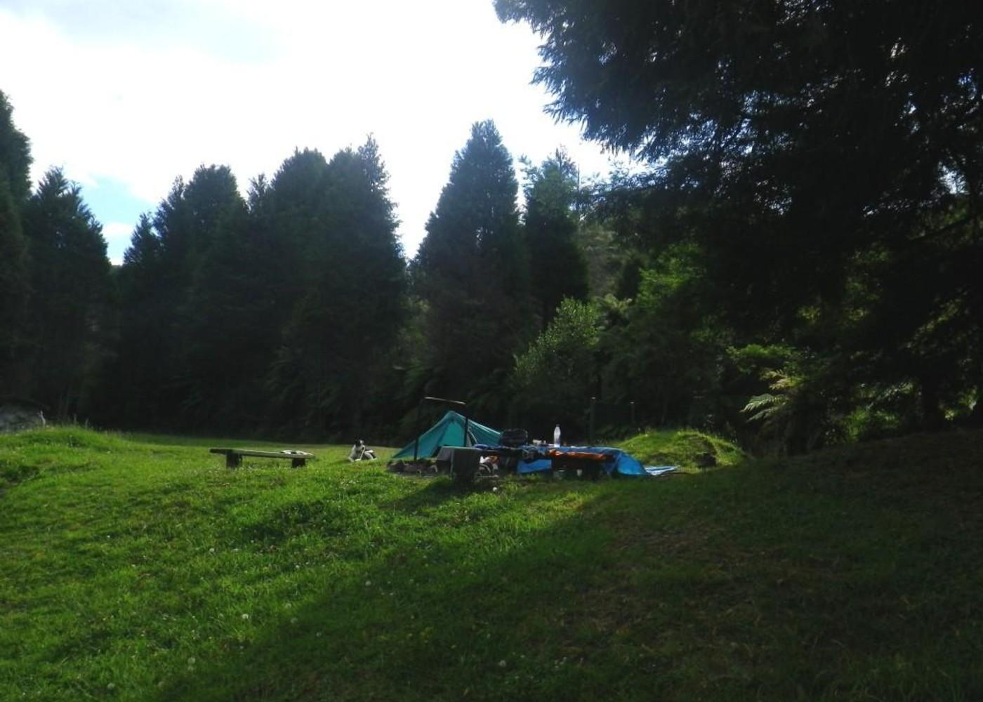 Whitikau Campsite