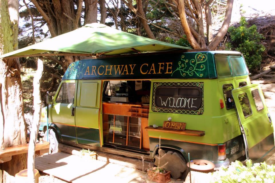 Archway cafe