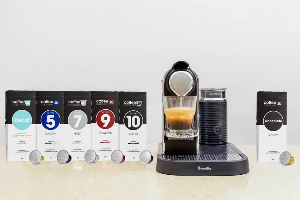 Simply Coffee - Coffee Capsules 2U