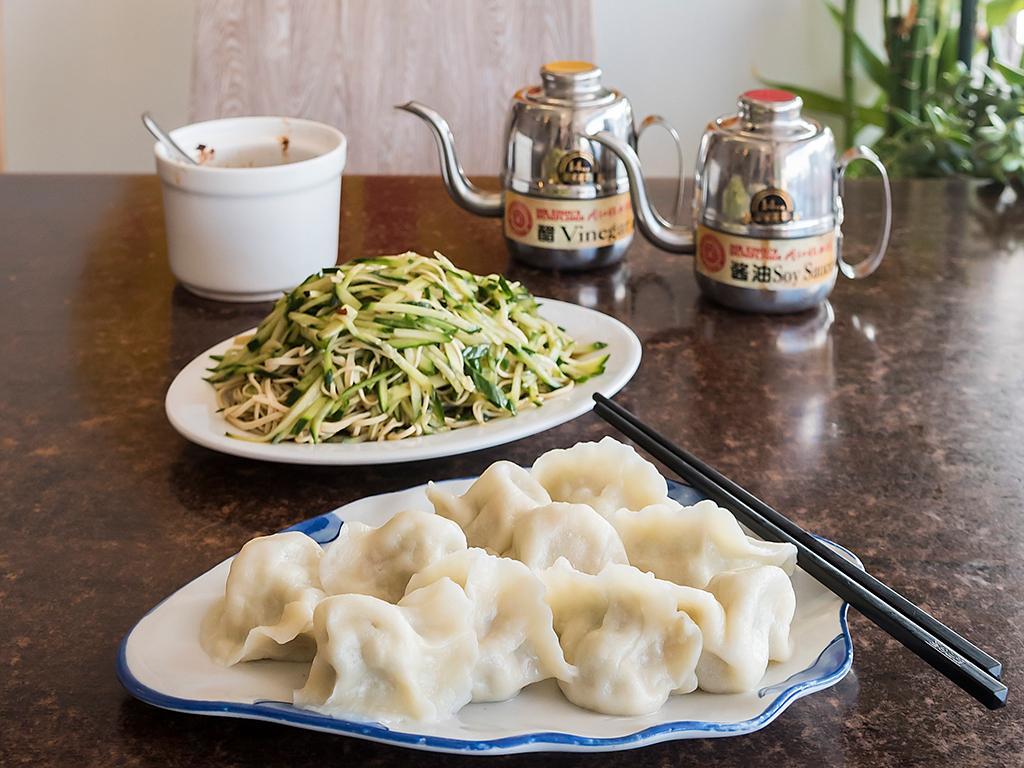 Mr Zhou's Dumplings