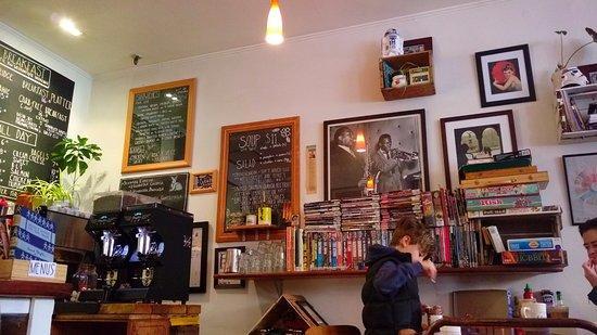 Remedy Cafe - Wellesley
