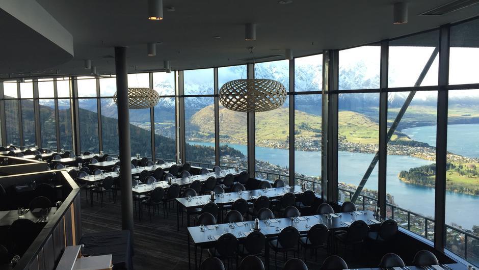 Stratosfare Restaurant Queenstown