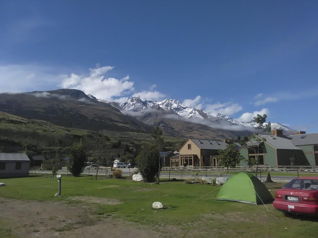 Mrs Woolly's Campground