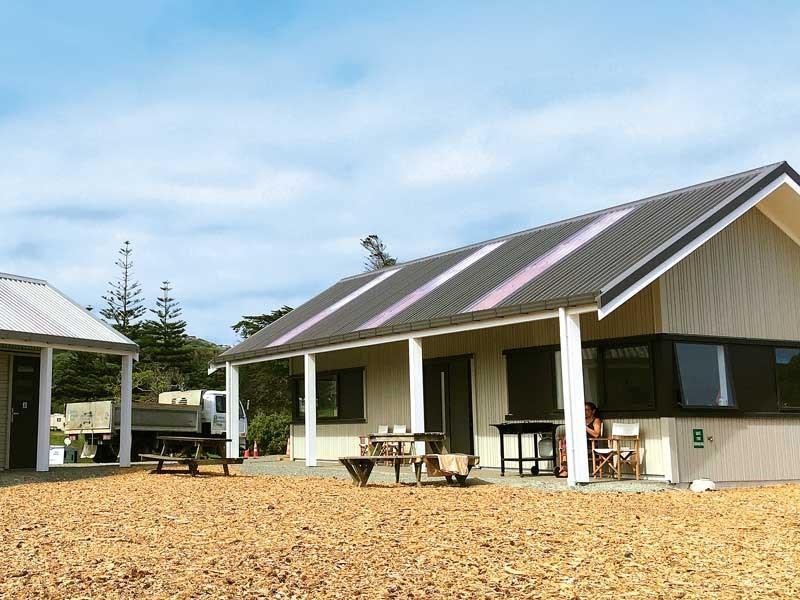 Muriwai Beach Campground