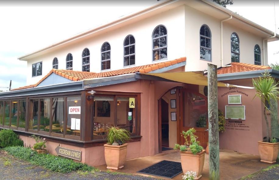 Waitete Orchard Restaurant Cafe & Ice Creamery