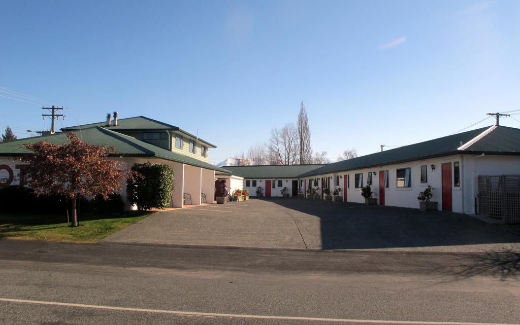 Aspen Court Motel Twizel