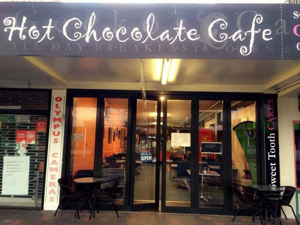 Hot Chocolate Cafe