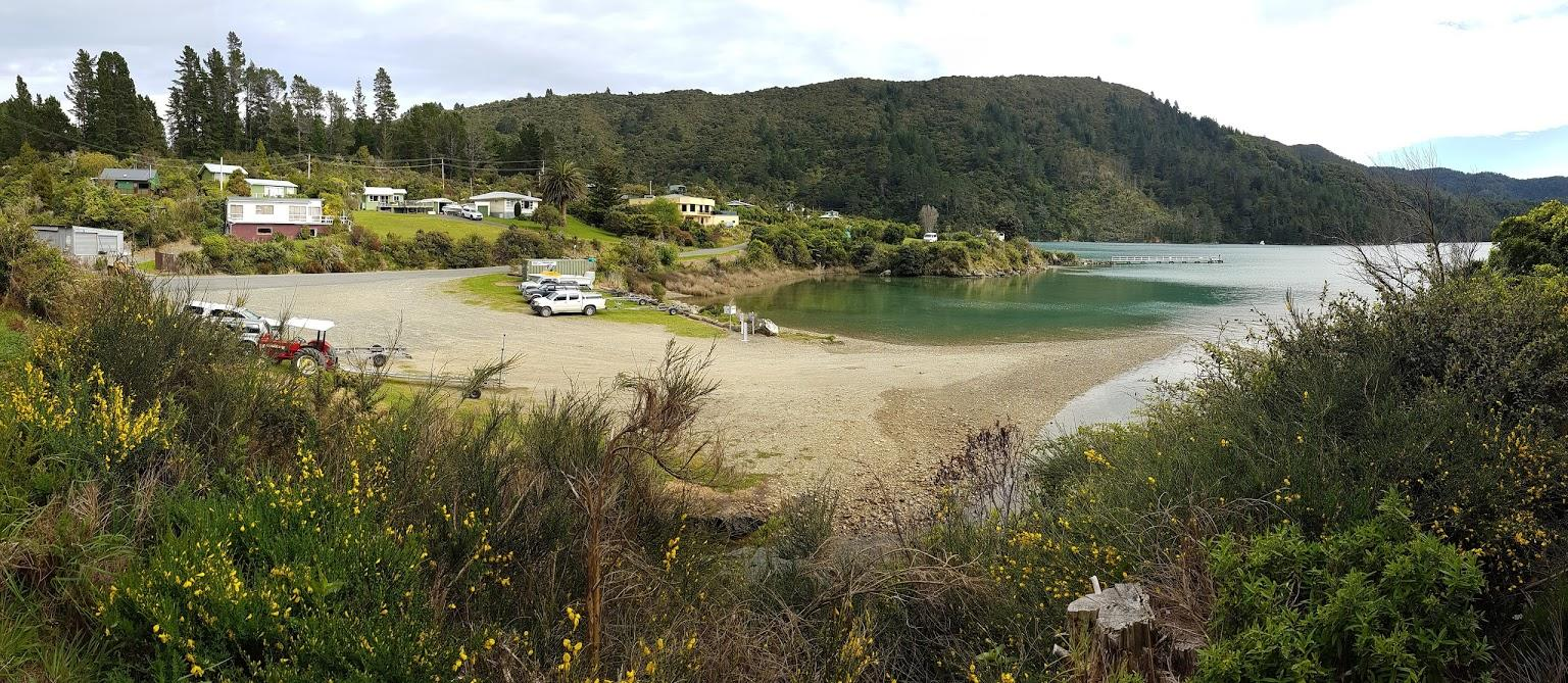 Elaine Bay Camping Area