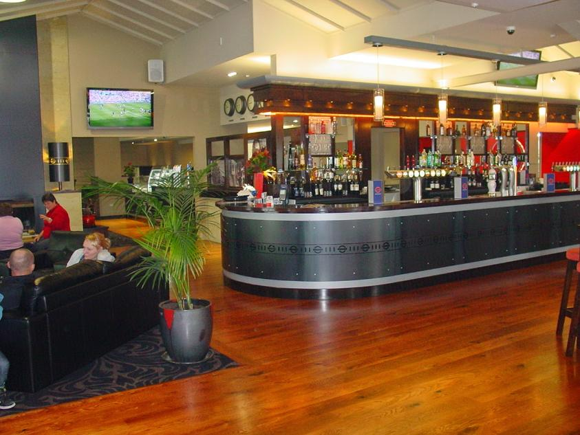 The Station Bar and Bistro