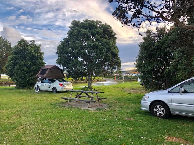 Blackberry Flats Campground