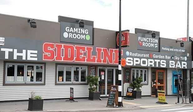 The Sideline Sports Bar