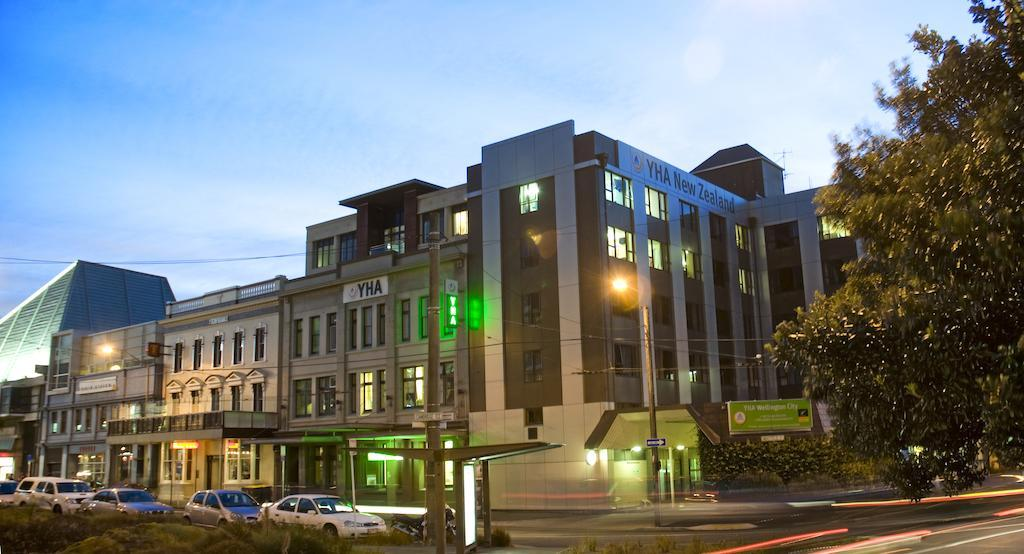 YHA NZ: Wellington Accommodation