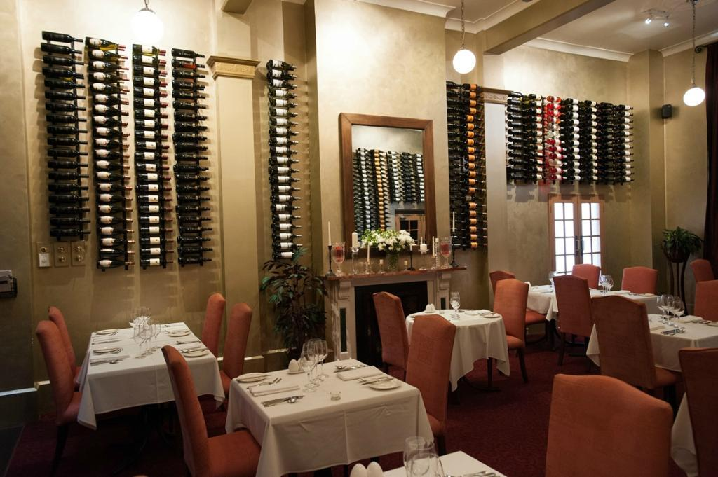 Wine Street Restaurant at The County
