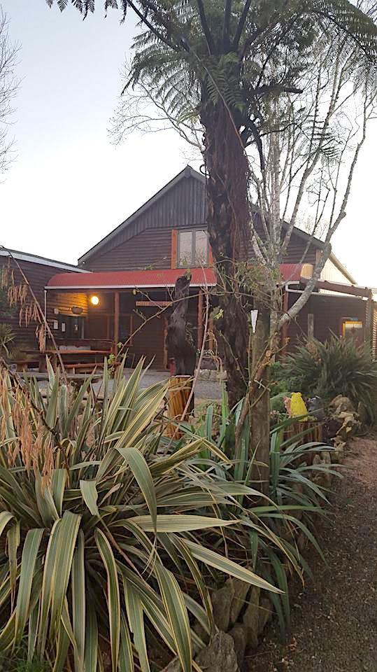 The Bush Lounge