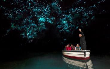 Hobbiton and Waitomo Caves Scenic Day Trip - Save 20%