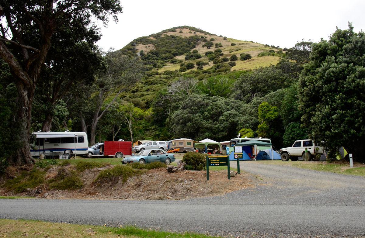 Fantail Bay Campsite