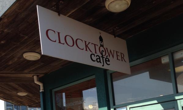 Clocktower Cafe