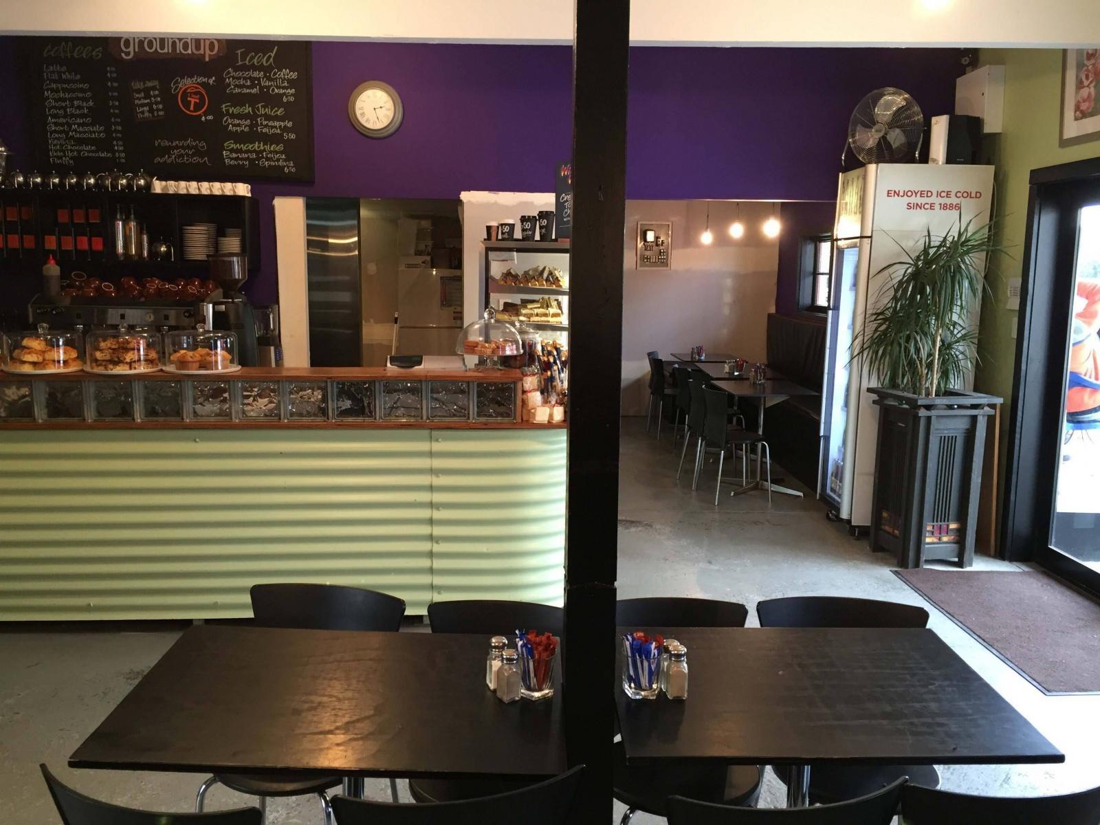 Groundup Cafe