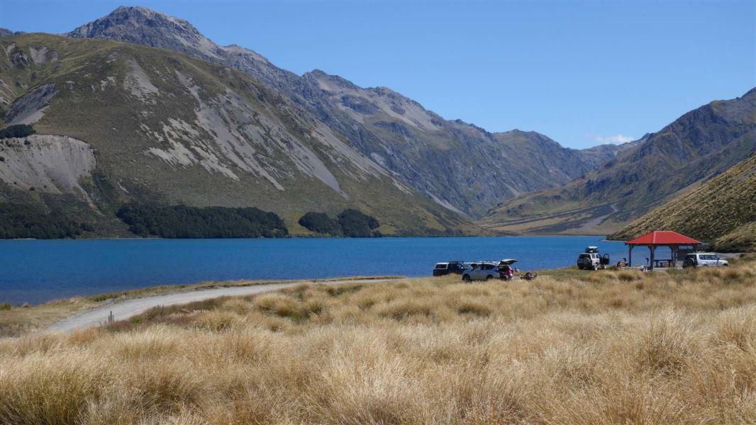 Lake Tennyson Campsite
