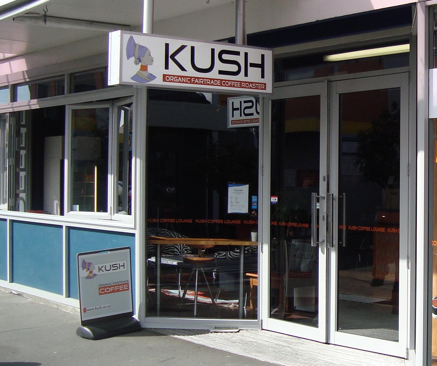 Kush Coffee