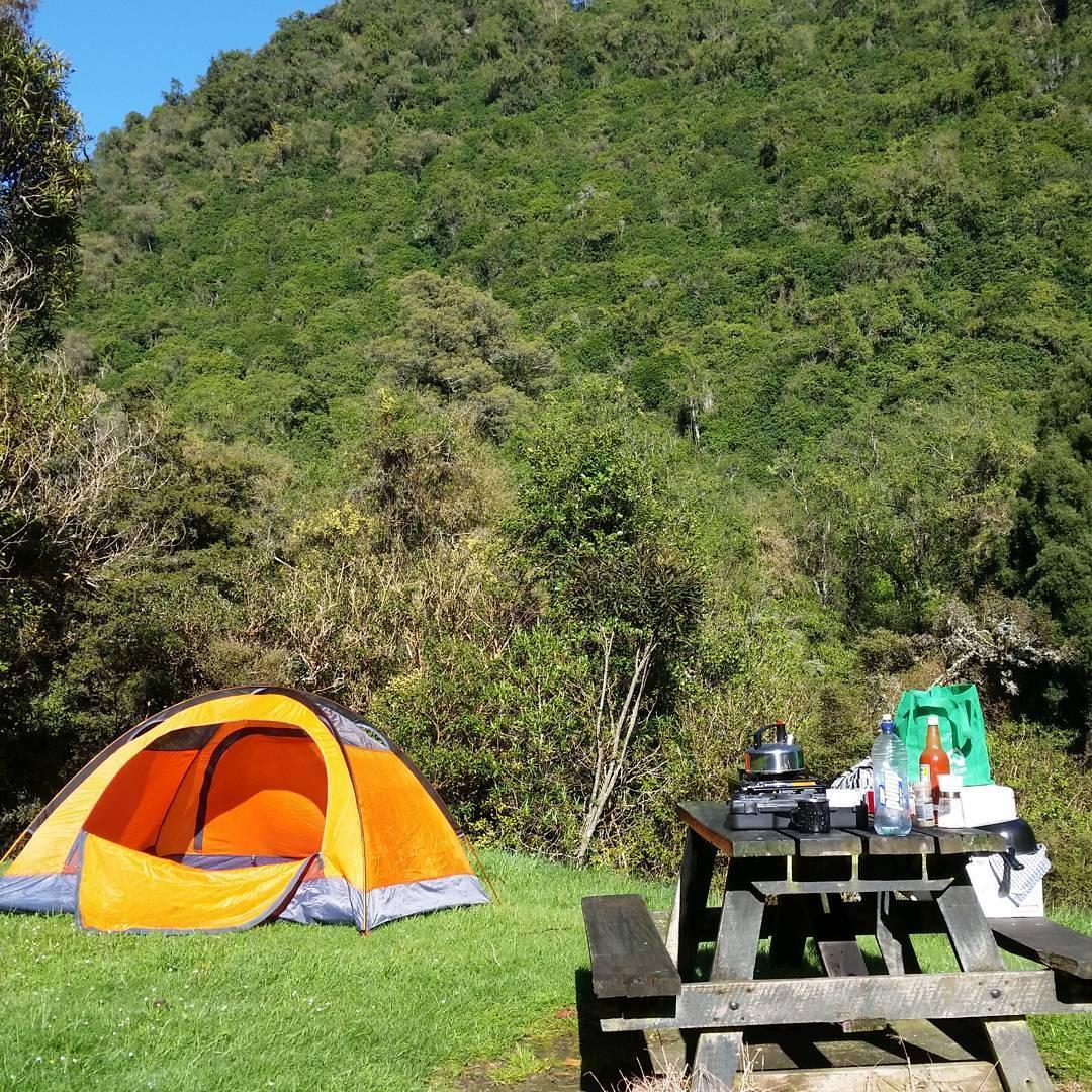 Mt Nimrod Campsite