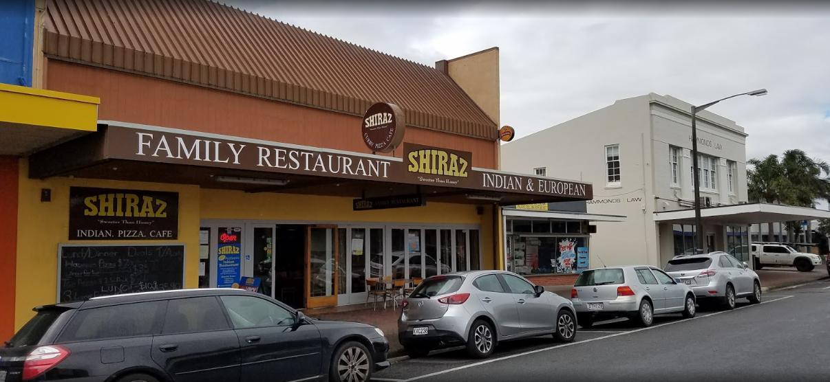 Shiraz Restaurant - Dargaville