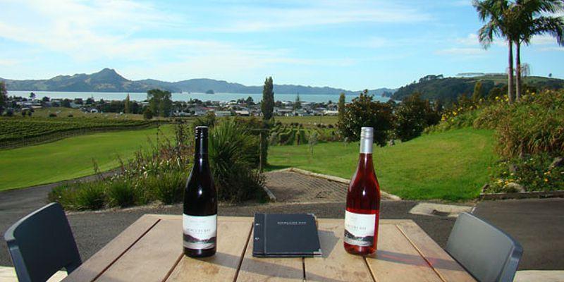 Mercury Bay Estate - Winery & Restaurant