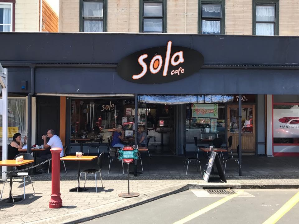 Sola Cafe & Restaurant