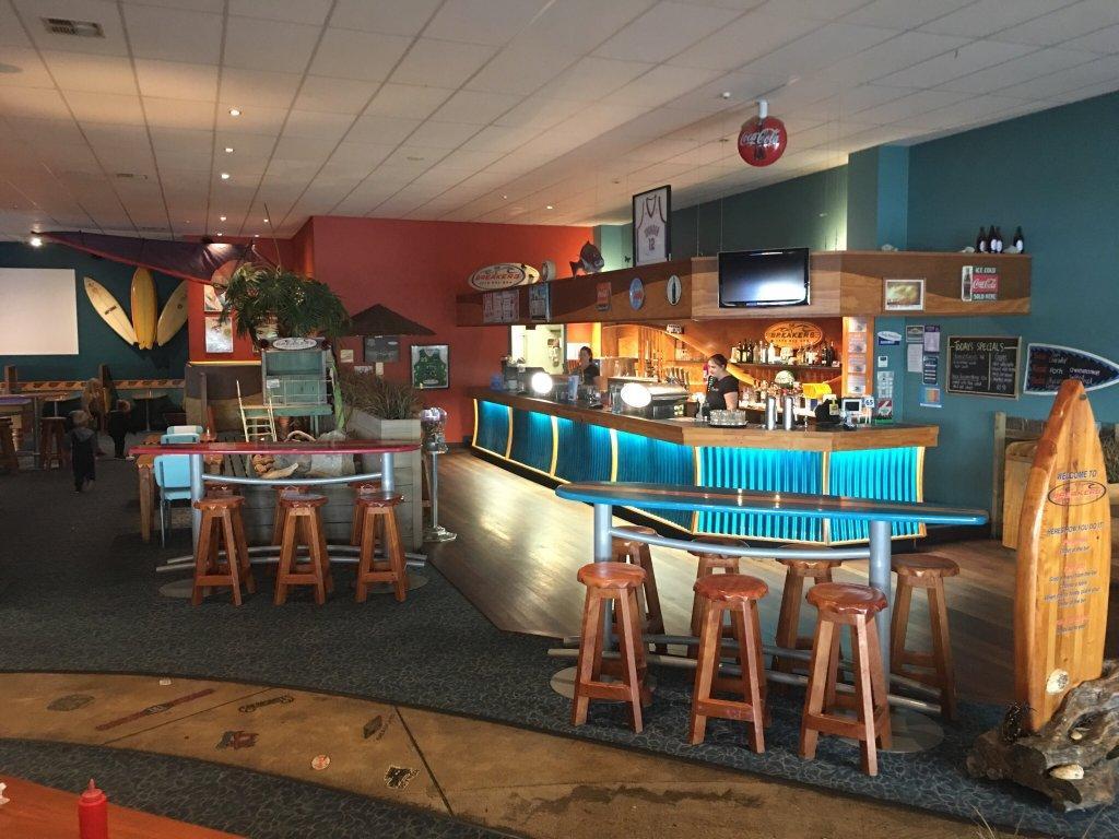 Breakers Restaurant - Palmerston North