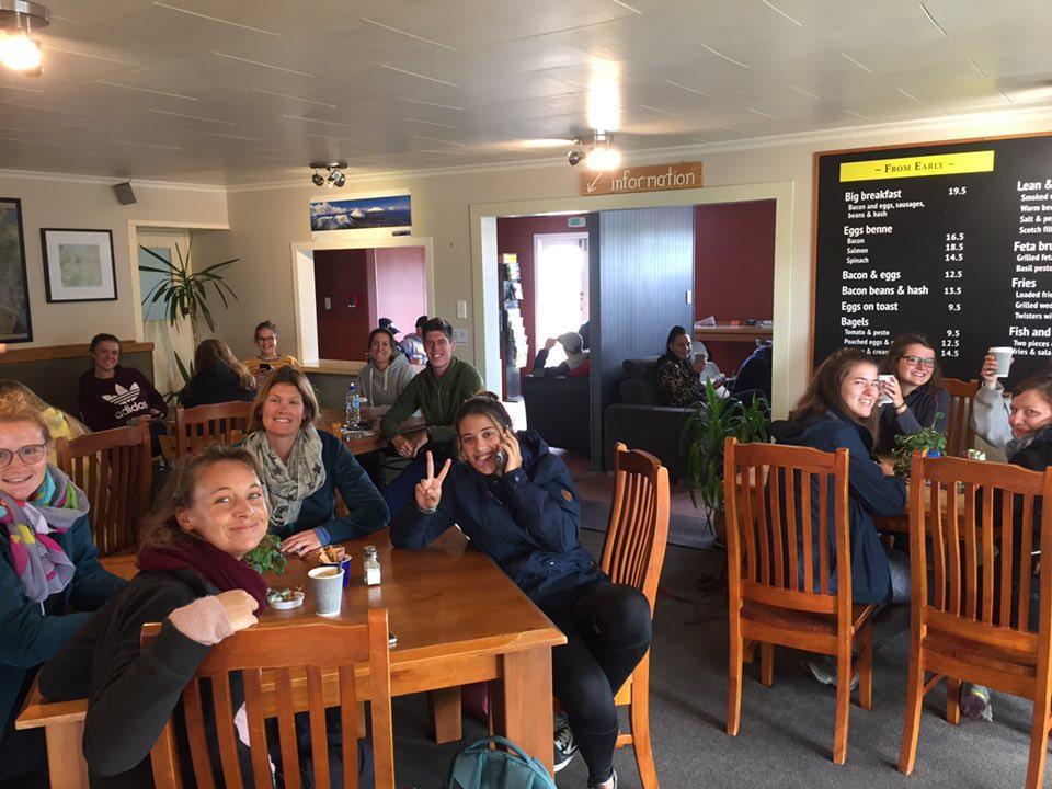 Macrocarpa Cafe, Dairy, Postal & Visitors Information Centre