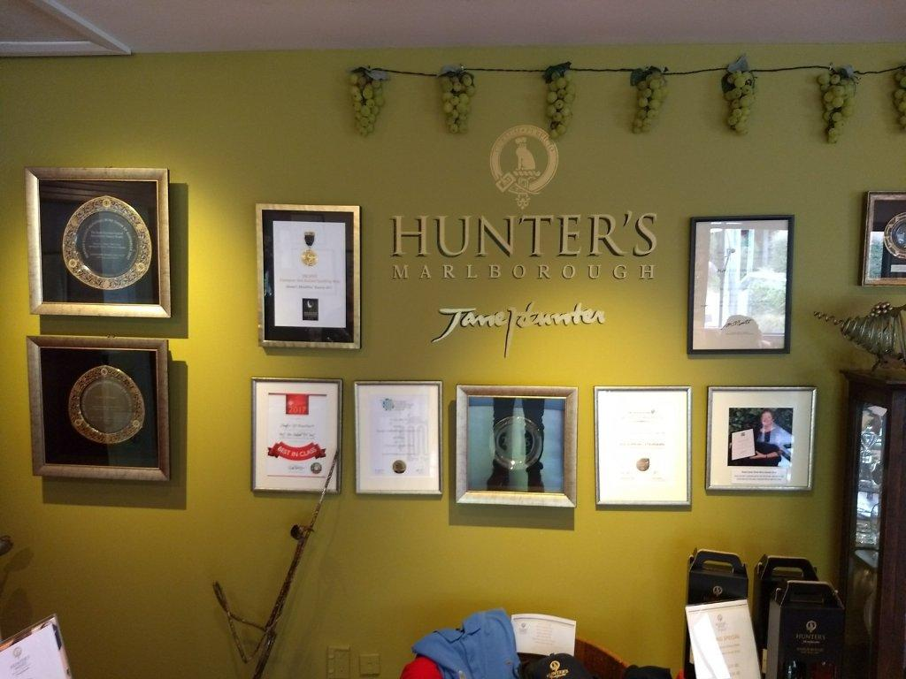 Hunter's Wines Cellar Door & Wine Shop