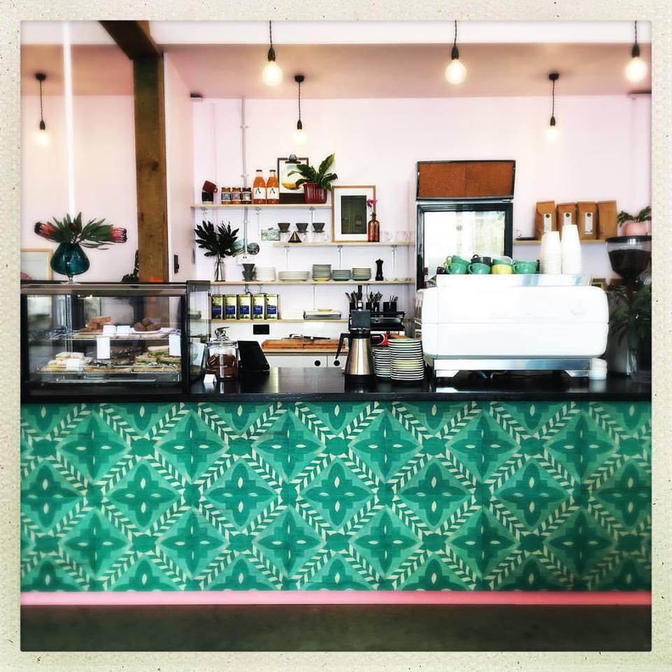 Far East Coffee Co Roastery