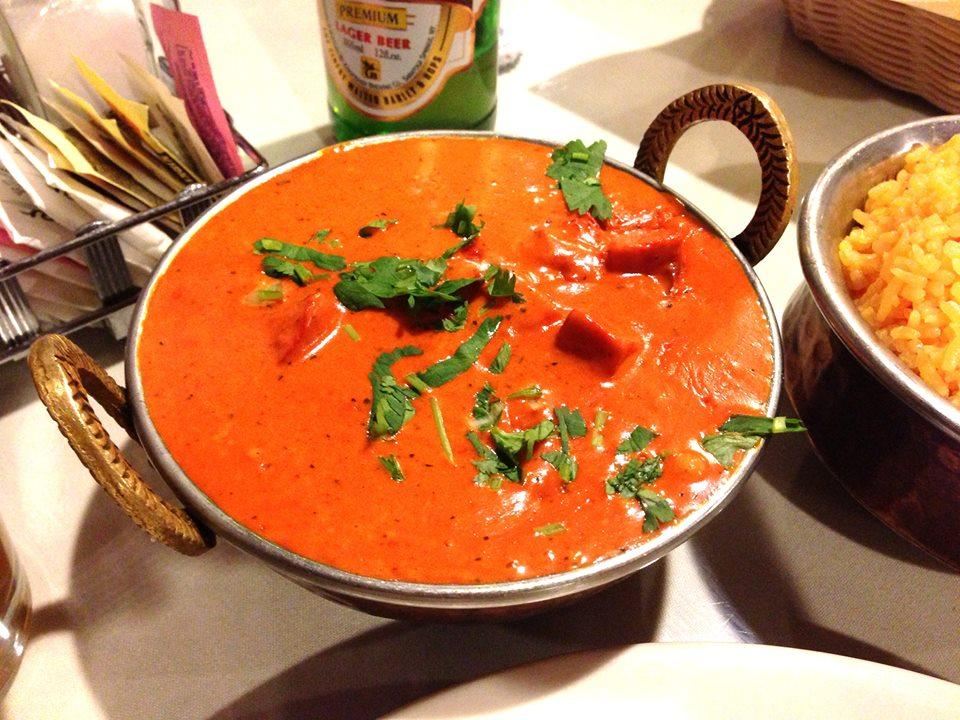 Indian Curry Corner