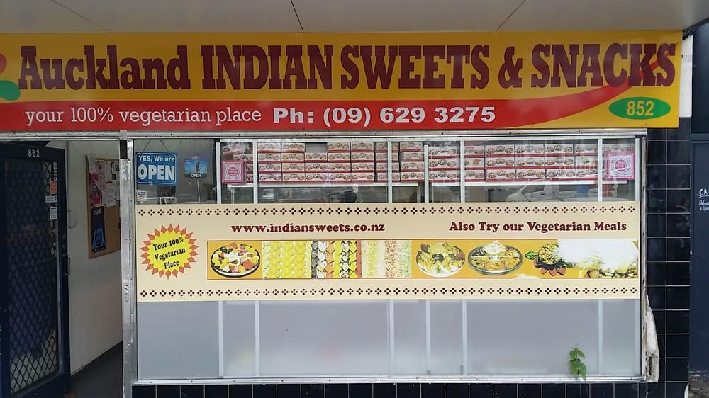 Auckland Indian Sweets & Snacks