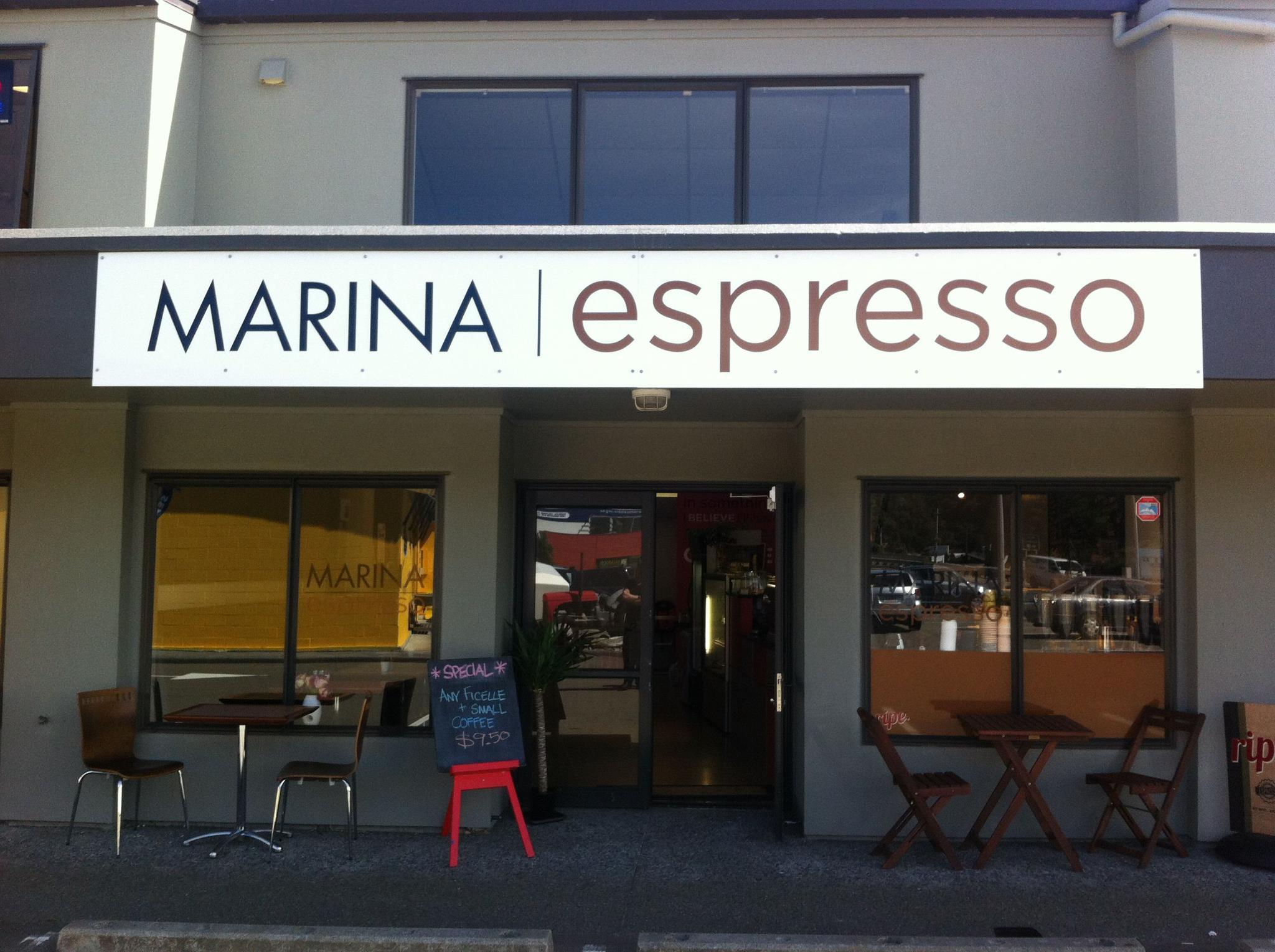 Marina Espresso