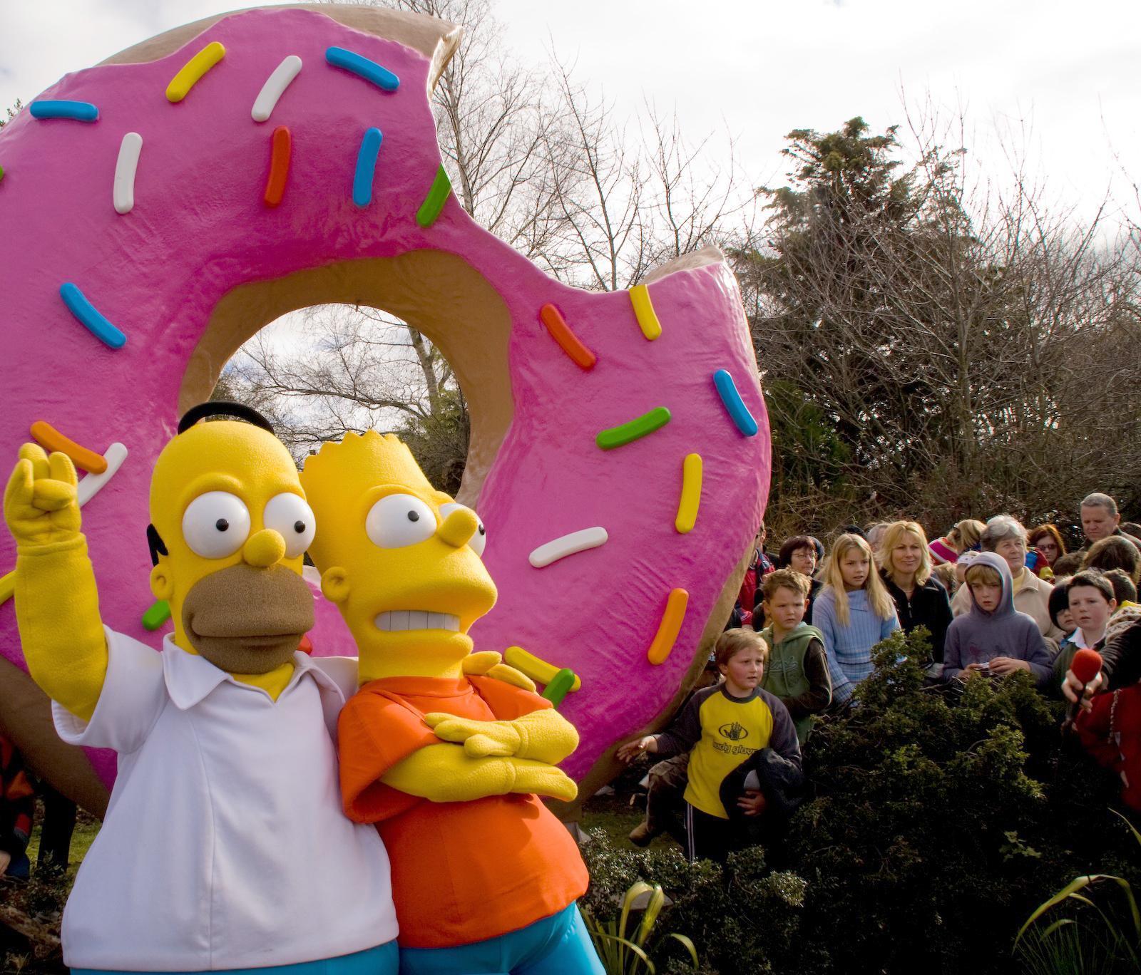 Springfield Doughnut