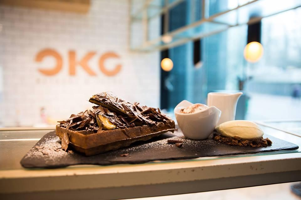 Oko Dessert Kitchen