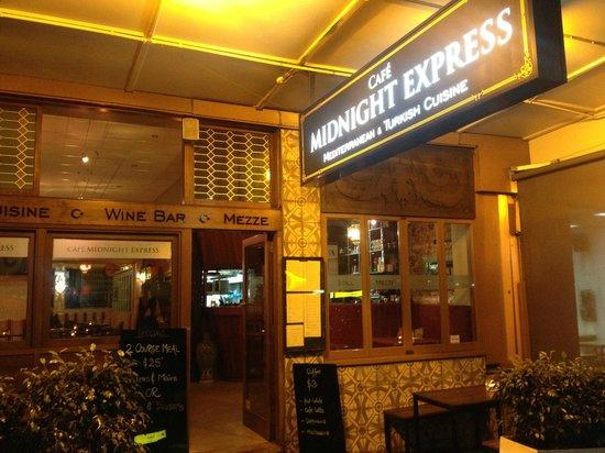 Cafe Midnight Express