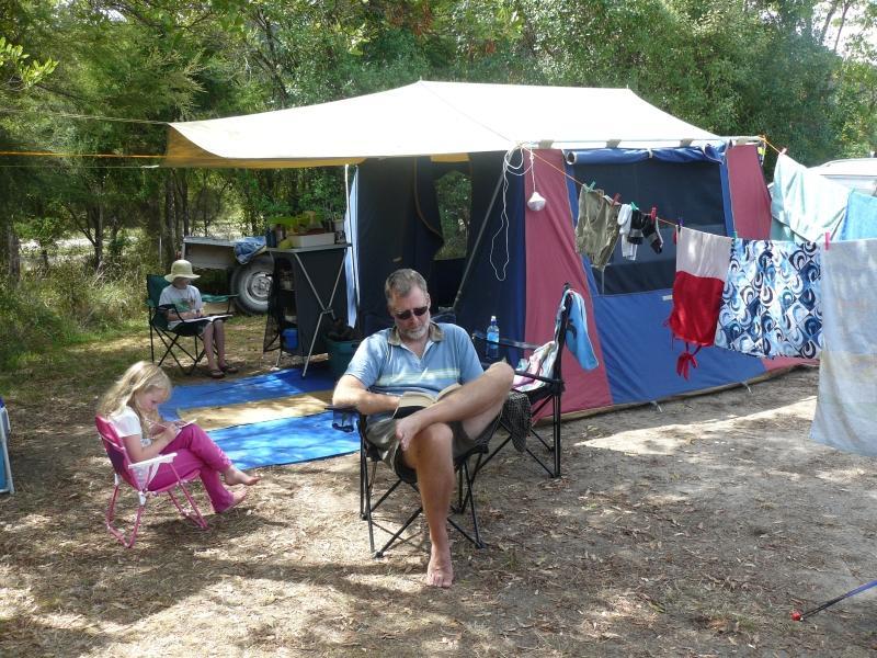 Totaranui Great Walk Campsite