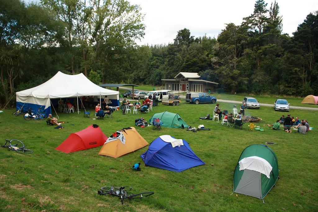 Totara Campsite